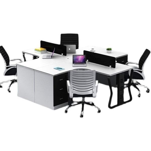 Báo giá bàn nhân viên phù hợp với không gian văn phòng