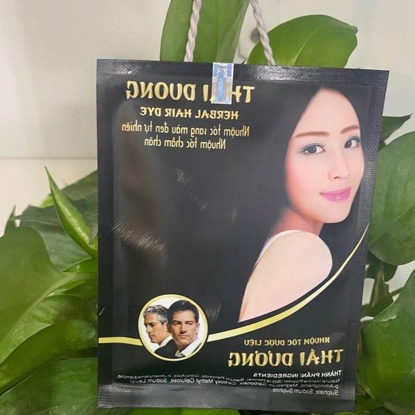 [Review] Thuốc nhuộm tóc Thái Dương tốt nhất hiện nay